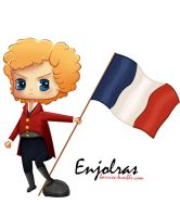 Enjolras by Barriss-Offee