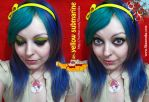 Yellow Submarine - Makeup by cherrybomb-81