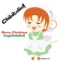 Hetalia Secret Santa by Berryblitzstudio