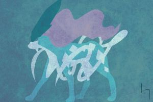 Suicune by Jehuty23