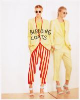 bleeding coats by Adrienneknott