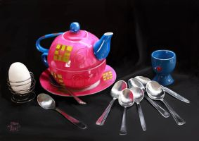 Teatime - Still Life by Ge-mini