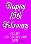 Happy 15th February by ToBeQuiteFrank