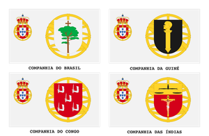 Portuguese Companies of Commerce by Leoninia