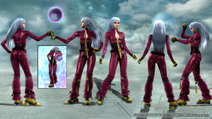 SoulCalibur V: Kula Diamond by Armoun