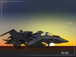 XF-452 by TheXHS