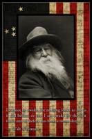 American WhitMan by SaintIscariot
