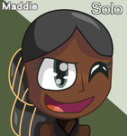 (Thanks)Solo by PonyPainterMaddie