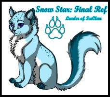 snowstars final design by cats-paw-island