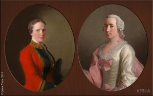 18th Century Couple by Eves-Rib