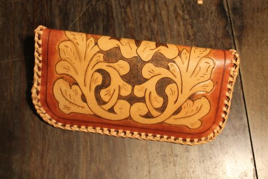eyeglass case back by wulvi