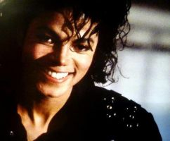 Mj's Smile by SimplyDarkerthanDeaF