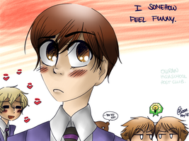 It's an OURAN picture. by TheGweny