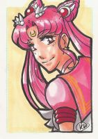 Eternal Chibi Moon ACEO by kakumei