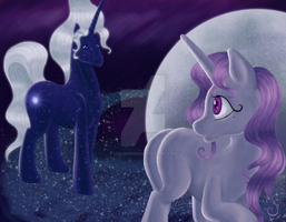 Celestial Courtship by LisaJennifer