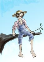 Tom Sawyer by blindbandit5