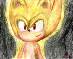 Super Sonic is super by Ejejel
