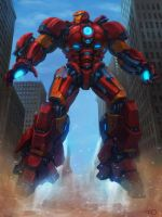 Iron Jaeger by zgul-osr1113