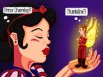 Cross over_Thumbelina.Snow-White by Smiley1starrs