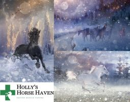 _Hollys Horse Haven_ by NiAnluain