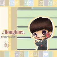 No Other_Donghae by MyCherishe