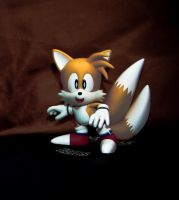 Tails by marmots
