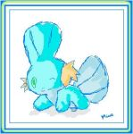 Micue the Mudkip by Micue-Kirby