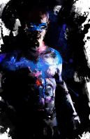 NightWing by j2Artist