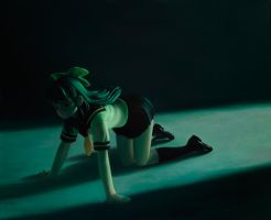 The Murmur of the Innocents 9 by gottfriedhelnwein