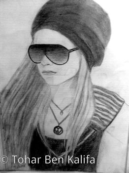 avril lavigne :* by toharbk