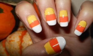 Candy Corn by LexCorp213