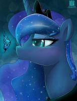 Blue Butterfly by Unnop64