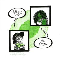 Tock the Gnome, page 57 by rachelillustrates