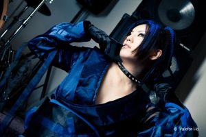 Dir en grey Myaku-Blue Bliss by ValeforHo