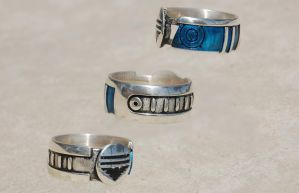 Mass Effect Garrus Vakarian Visor Ring by ammnra