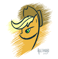 Applejack by VSabbath