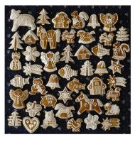 Xmas Honey Gingerbreads by Hellanim