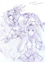 Valkyrie Profile by bloodyruby