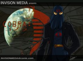 cobra commander by lroyburch