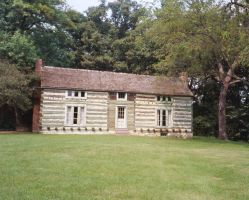 Grant's Farmhouse by Running-to-Paradise