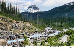 Photo Book Yoho National Park 49-50 by Joe-Lynn-Design