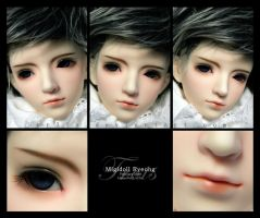Face-up:Migidoll Ryeong NS by tr3is