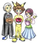 Trick or Treat by Naerko
