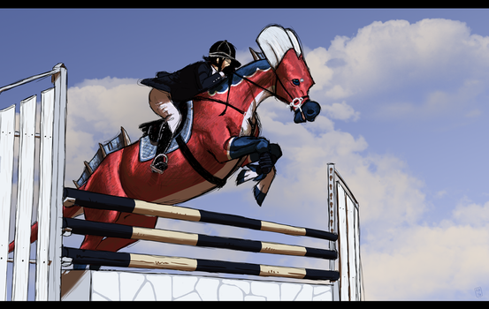 Showjumpers by paulmccartneys