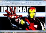 Ironman Excel by hsmK2N