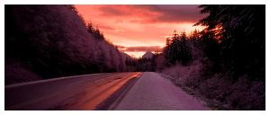 road to sunrise by eythan
