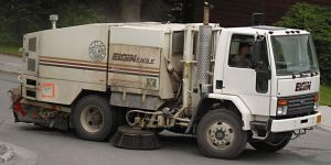 street sweeper by DennisDawg