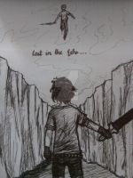 Lost in the Echo by Sayloni