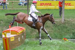 3DE Cross Country Water Obstacle Series XIII/11 by LuDa-Stock
