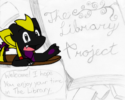 TLP: Welcome to The Library by BuizelKnight